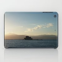 twilight iPad Cases featuring Twilight by Art de L'aube