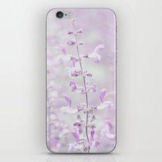 Purple dream iPhone & iPod Skin