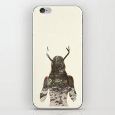Natural habitat iPhone & iPod Skin
