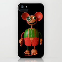 Juca Favolas iPhone Case