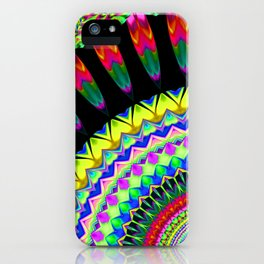 exotic Mandala iPhone Case