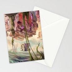 Eldrazi Swamp Stationery Cards