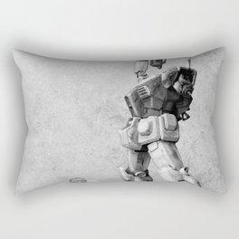 Hiroshima Last Shot Rectangular Pillow