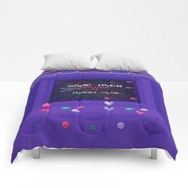 INSERT COIN Comforters