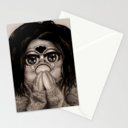 Furby Björk - Debut Stationery Cards