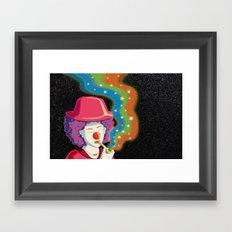 Let the Laughter Begin Framed Art Print