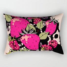 Bramble Bush Rectangular Pillow