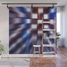Windows Blue Wall Mural