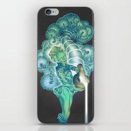 The Lunar Divine iPhone Skin