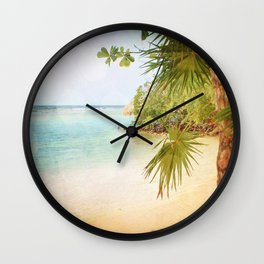 Seclusion Wall Clock