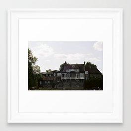 The Cam Framed Art Print