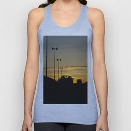 Sunshine on Montreal Unisex Tank Top