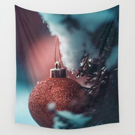 The Ornament (Color) Wall Tapestry