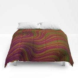 Wavy Waves Comforters