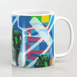 #1 (Count Down Series) Coffee Mug