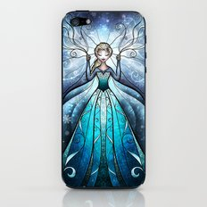 The Snow Queen iPhone & iPod Skin