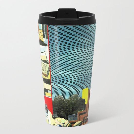 Floating friday Metal Travel Mug