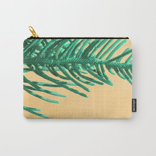 Emerald Pine Carry-All Pouch