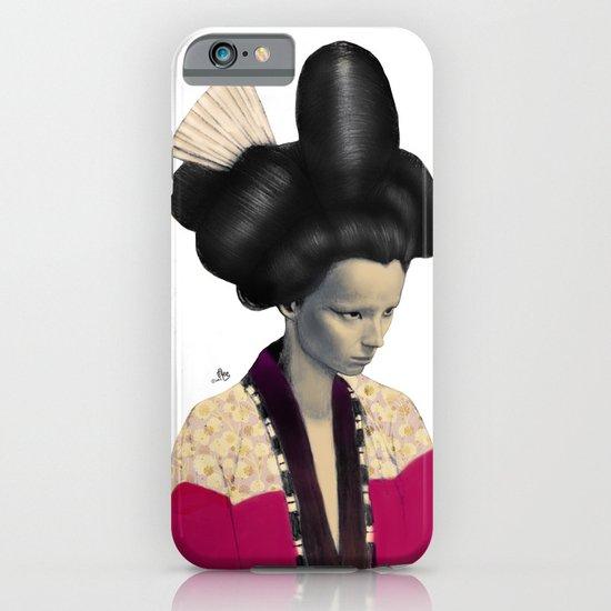 Geisha iPhone & iPod Case