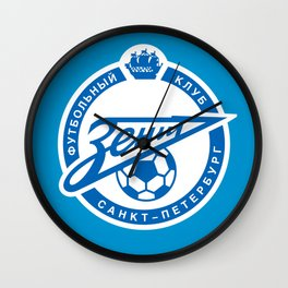Zenit Wall Clock