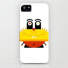 Toyi iPhone Case