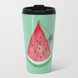 Summer Climb Travel Mug