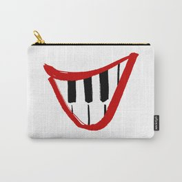 Forte piano smile Carry-All Pouch