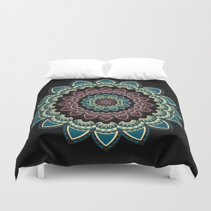 Mandala I Duvet Cover