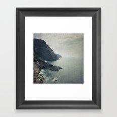 Wild Coast - La Palma Framed Art Print