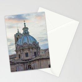 Roman Sunset Stationery Cards