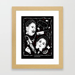 Welcome to The Family! Framed Art Print