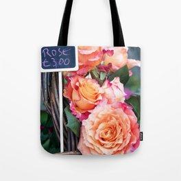 Flora et Decora Tote Bag