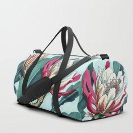 Flowering cactus III Duffle Bag