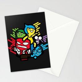 Emotional Outburst Stationery Cards