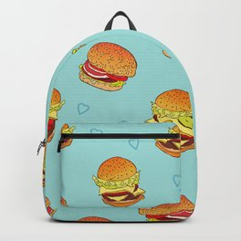 Hearty Burgers Backpack