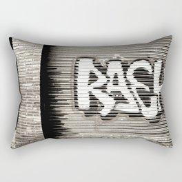 Graffiti Door Rectangular Pillow