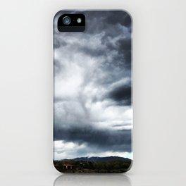 Santa Fe Sky iPhone Case