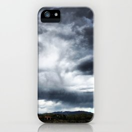 Santa Fe Sky iPhone Case