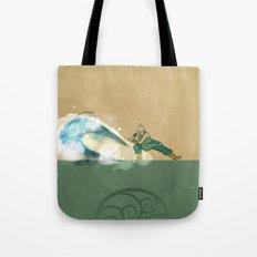 Avatar Korra Tote Bag
