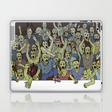 Zombies!!! Laptop & iPad Skin
