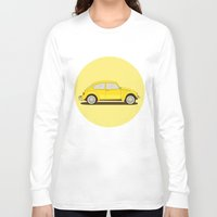 vw Long Sleeve T-shirts featuring VW by Robert Gustafsson