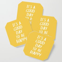 It's a Good Day to Be Happy - Yellow Coaster