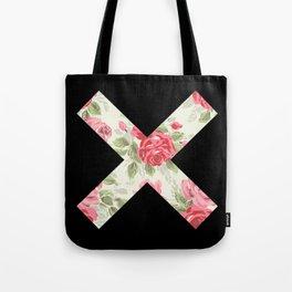 X Floral | X Tote Bag