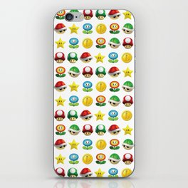 POWER UPS iPhone Skin