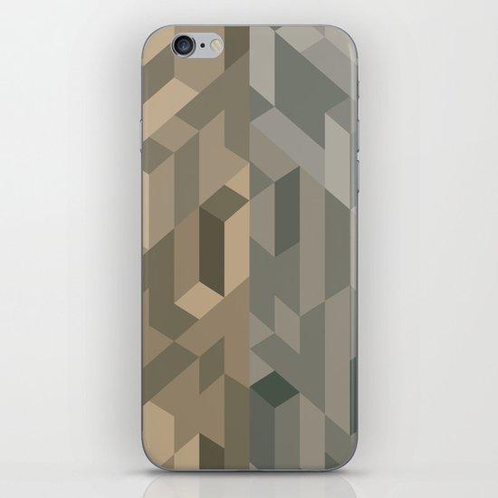 Anticline iPhone & iPod Skin