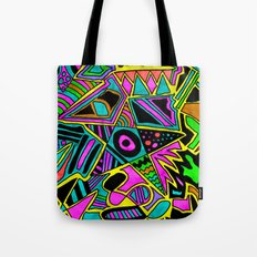 Cowabunga! Tote Bag