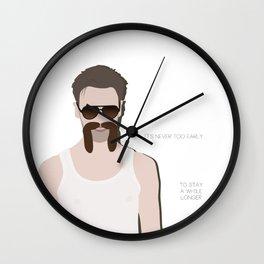 PRN Wall Clock