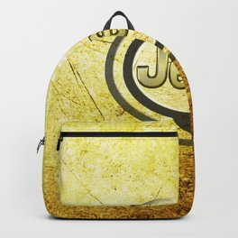 jeep art Backpack