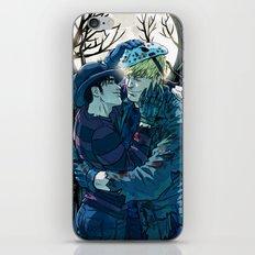 William and Theodore 28 iPhone & iPod Skin