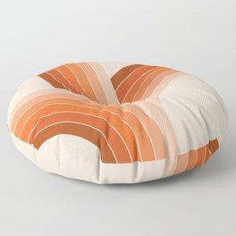 Red Rock Bounce Floor Pillow